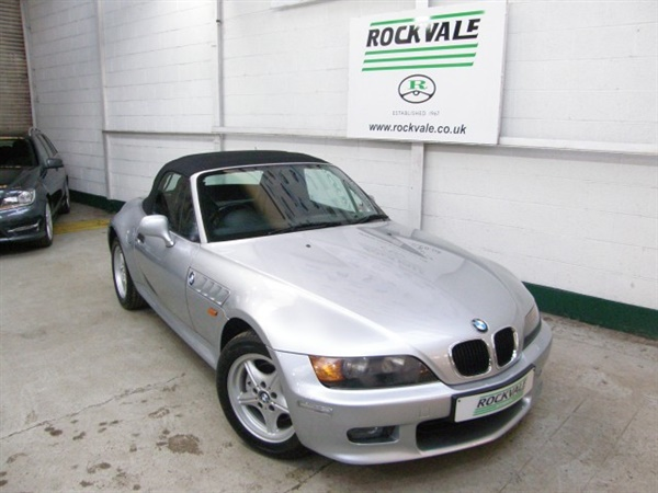 Large image for the Used BMW Z SERIES Z3 ROADSTER